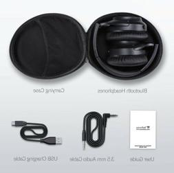 TaoTronics 2019 Upgraded Active Noise Cancelling Bluetooth H