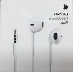 Apple EarPods In-Ear Earbuds with Mic and Remote Earbud Head