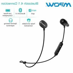 Mpow Active Noise Cancelling Earbuds w/ Mic Stereo Wired in