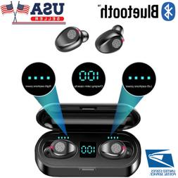 Air Wireless Headphones Bluetooth 5.0 TWS In-Ear EarBuds Pod