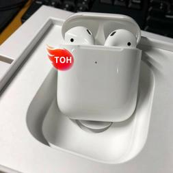 airpods 2nd gen bluetooth earbuds with wireless