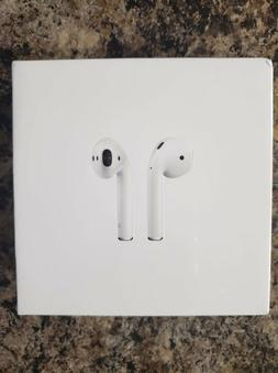 Apple Airpods In Ear Bluetooth Headphones with Charging Case
