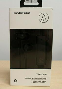 Audio-Technica ATH-ANC100BT Wireless Noice-Cancelling In-Ear