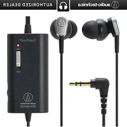 Audio-Technica ATH-ANC23 QuietPoint Active Noise-Cancelling