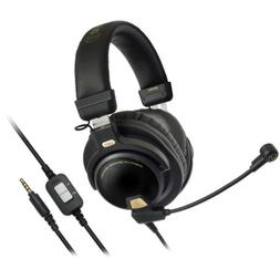 Audio-Technica ATH-PG1 Over-Ear Gaming Headphones