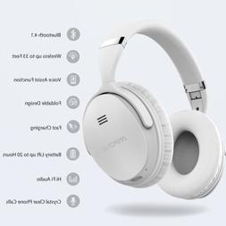 Mpow Bluetooth Over Ear Headphones Foldable Headset Active N