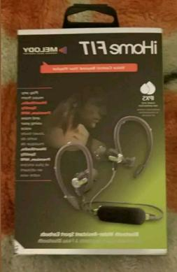 iHome FIT Wireless Bluetooth Earbuds With Melody Voice Contr