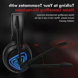Mpow Gaming Headset Headphone Gamer EG8 Sound Stereo Driver