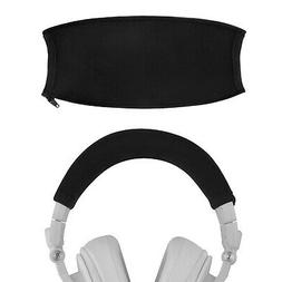 Geekria Headband Cover Compatible with ATH M50x, M50xWH, M50
