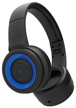 iHome iB95BLC Wireless Foldable Headphone, Ipx4 Rated Sweatp