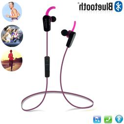 In-Ear Noise Isolating Wireless Bluetooth Headphones with Mi