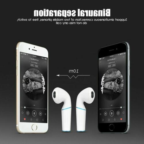 Airpods Headphones Earbuds For Apple 8 7 XS