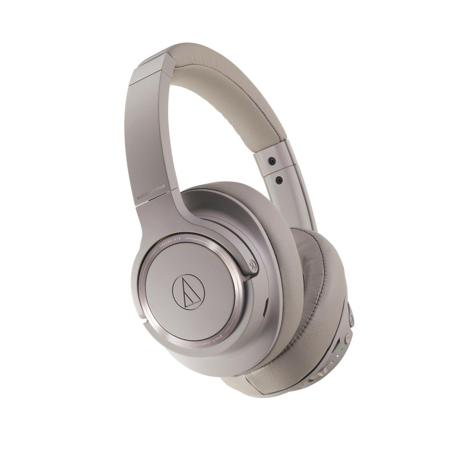 audio technica ath sr50bt noise cancelling bluetooth