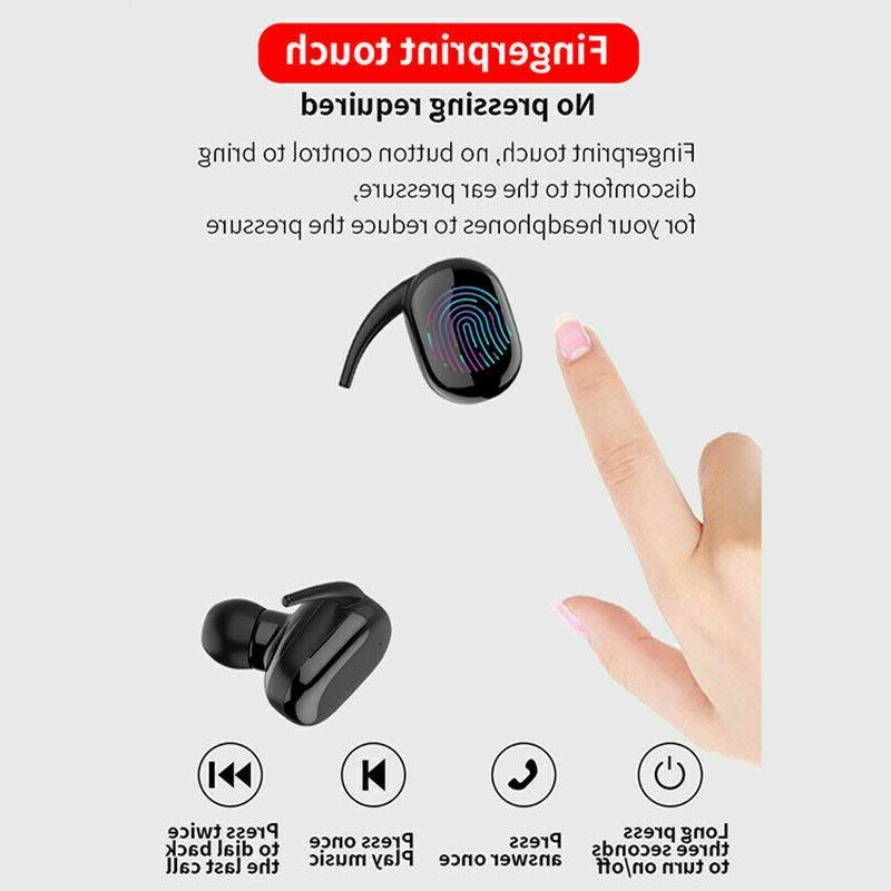 Bluetooth TWS Pods IOS Android