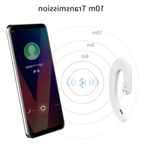 Universal Wireless Headphone On for Driver