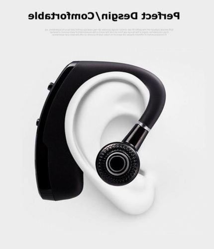 Bluetooth Wireless Earpiece Mic Earbud FOR SAMSUNG GALAXY Note S9