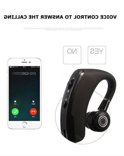Bluetooth Headset Wireless Mic FOR GALAXY Note S9