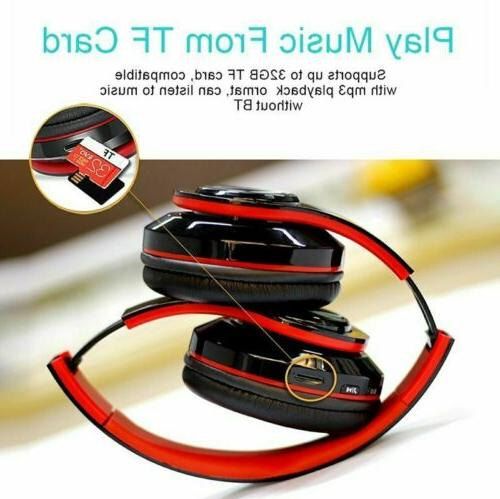 Bluetooth Wireless Stereo Cancelling Headset