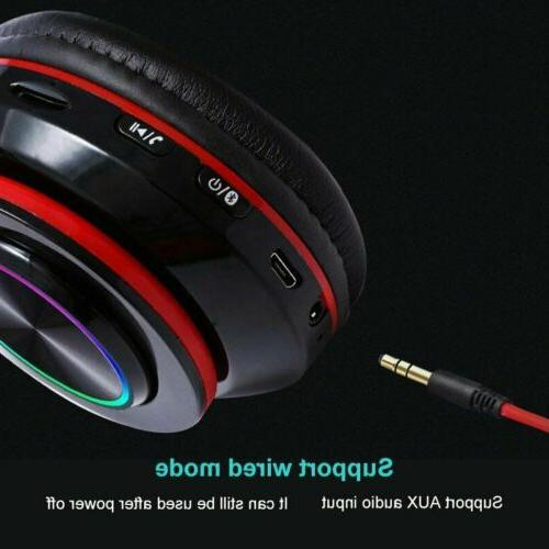 Bluetooth Wireless Stereo With Mic