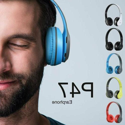 Bluetooth Wireless Cancelling Headset