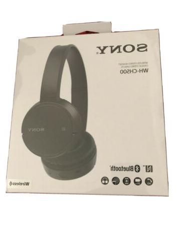 brand new wh ch500 wireless on ear