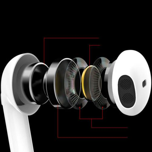 Dual Bluetooth Earbuds for Samsung Note9 S9 Plus