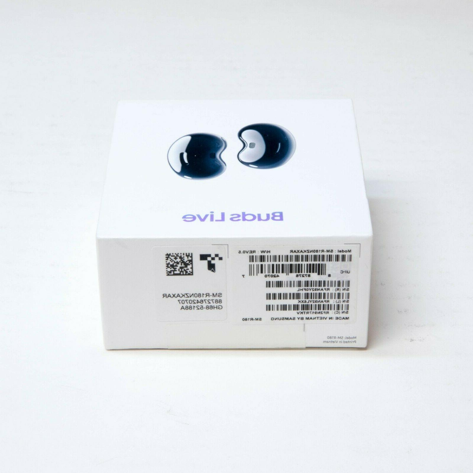 Samsung Galaxy Buds Earbuds Active Mystic Black