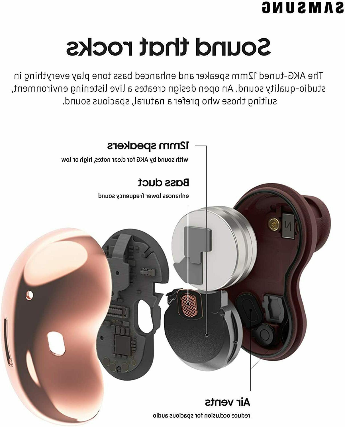 Samsung Earbuds Cancelling Mystic Version