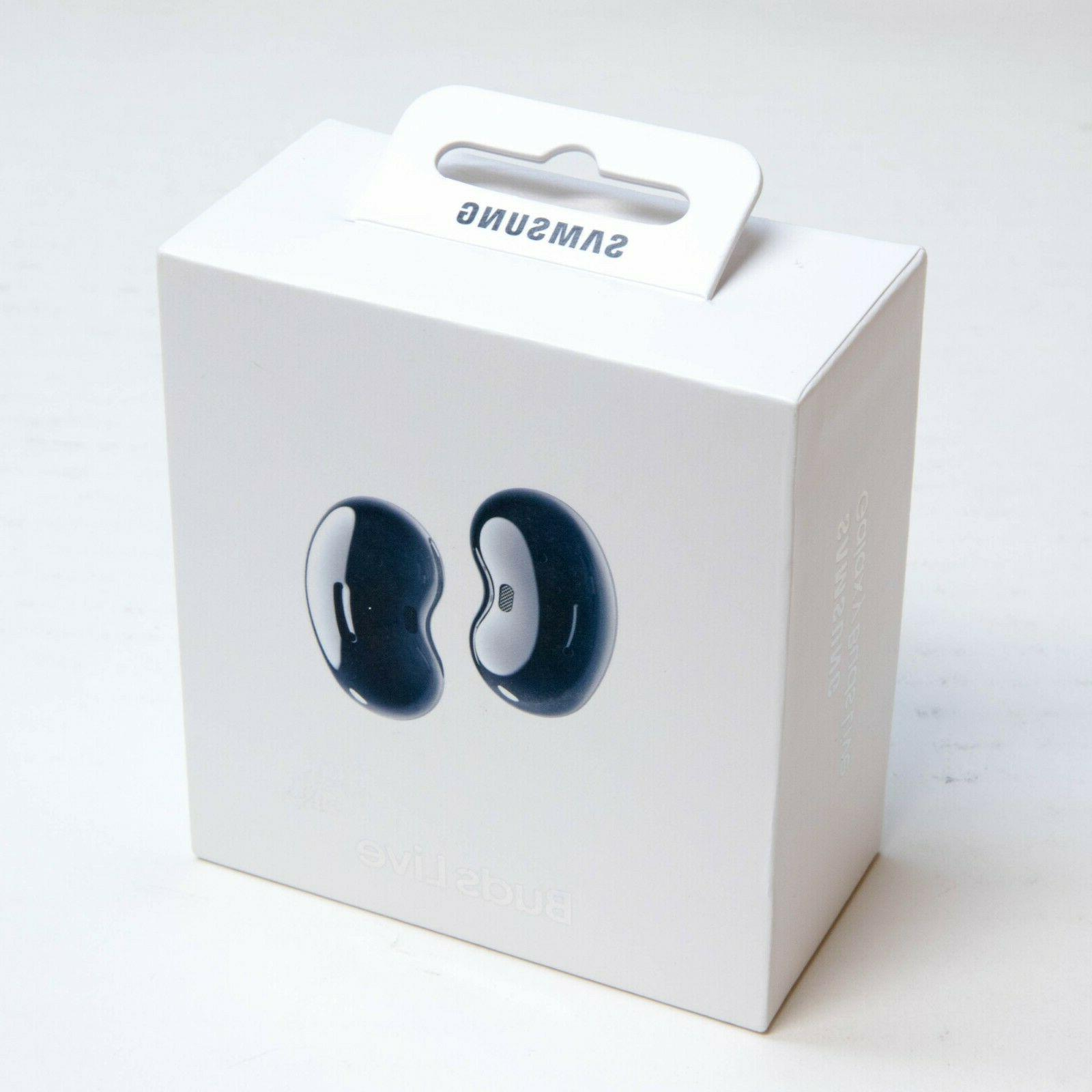 galaxy buds live earbuds active noise cancelling