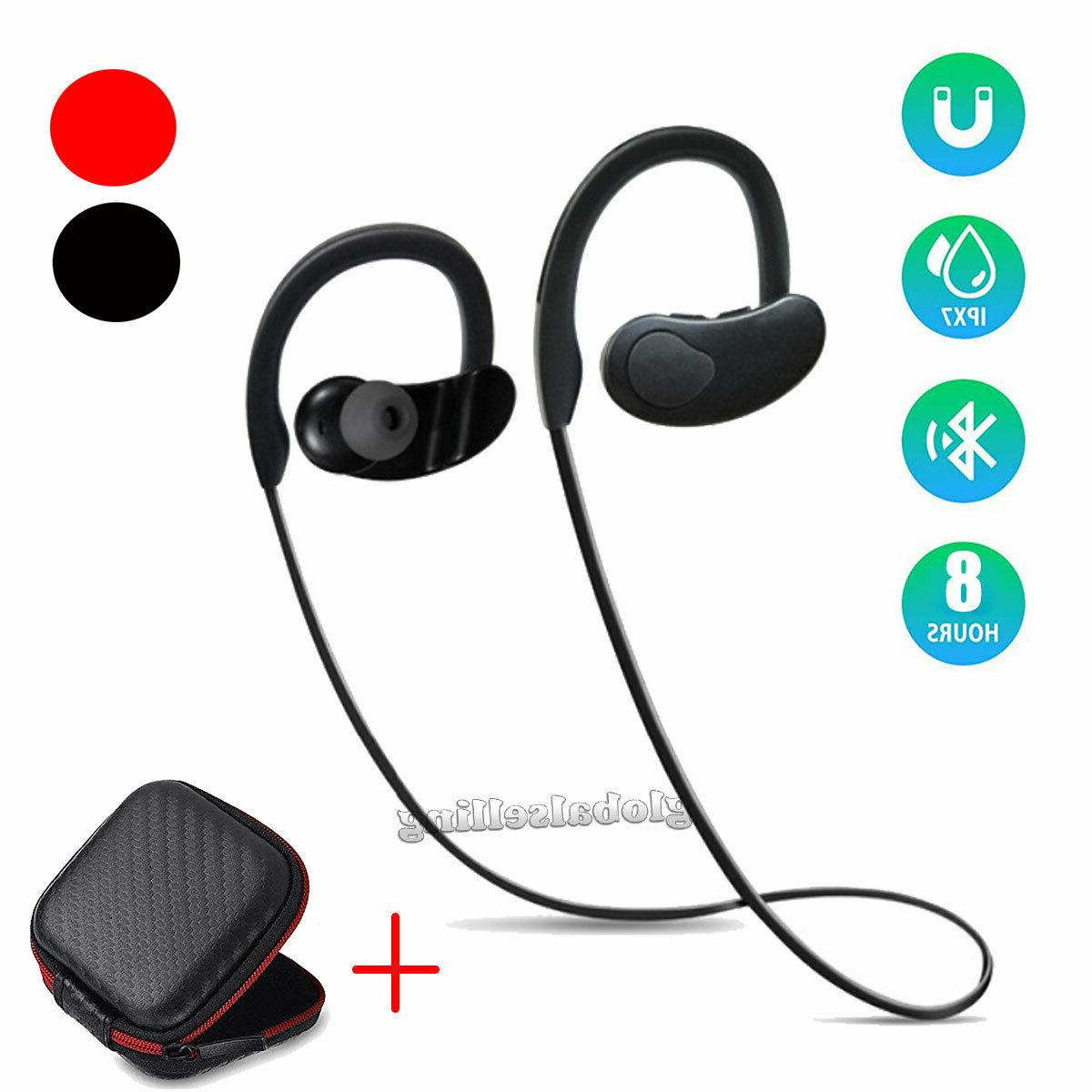 Wireless Bluetooth Earphone Earbuds Sport For Android IOS Un