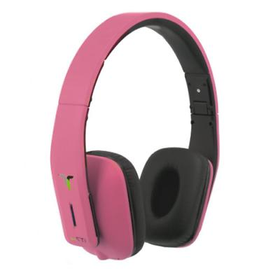 iT7x2 Wireless Bluetooth NFC Headphone - Pink