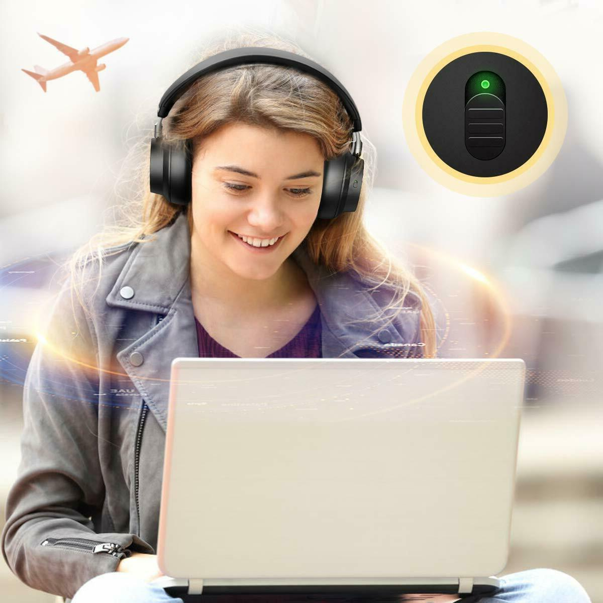 Noise Cancelling Bluetooth Over