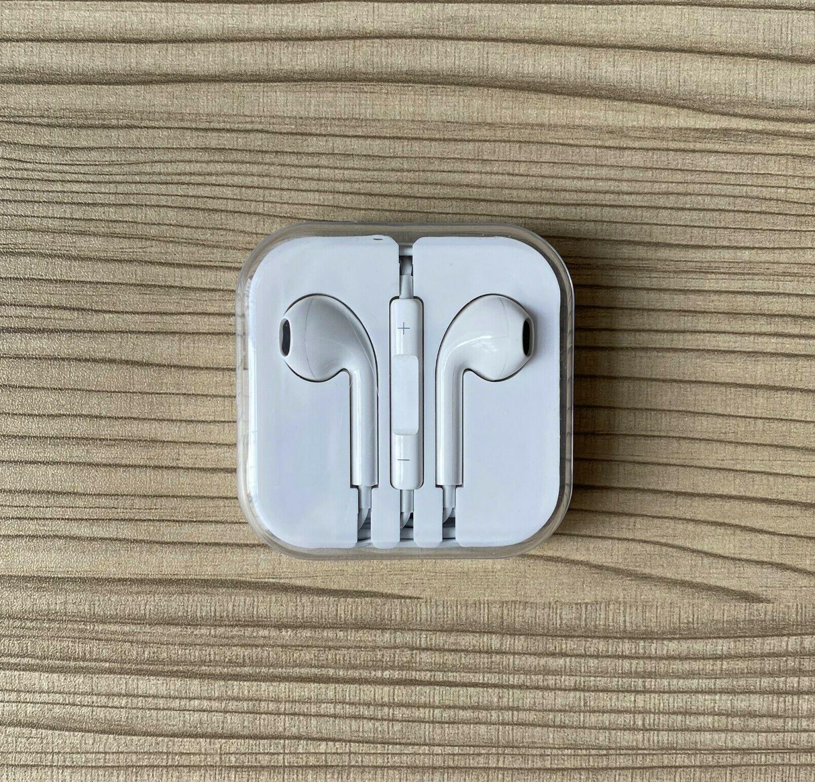 Wired Headset Headphones Earbuds 7 8 X XS MAX SE Gift