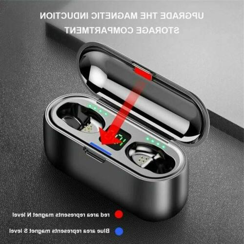 Bluetooth Earbuds Noise Headphone