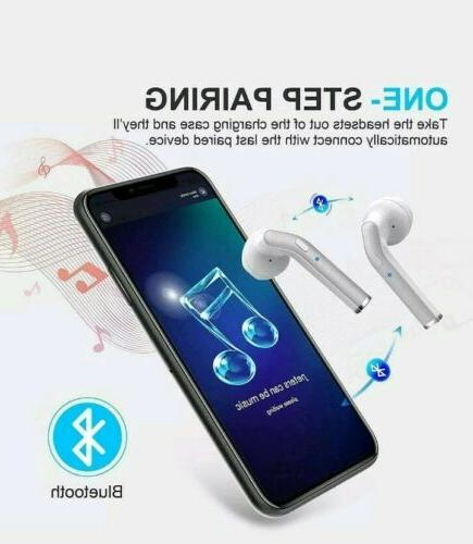 Wireless-Bluetooth In-Ear For iPhone/Android