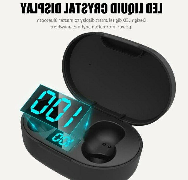 Wireless 5.0 Earbuds for Android LG
