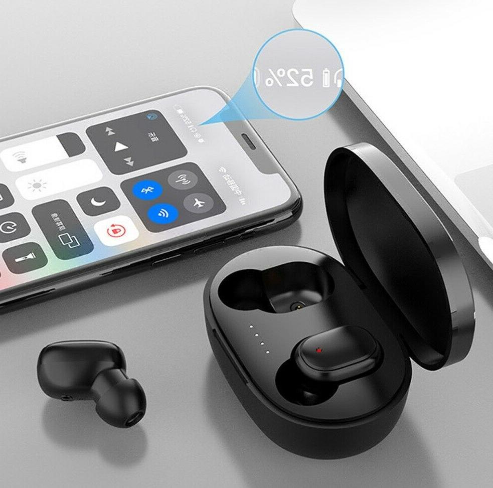 Wireless Headphones Bluetooth 5.0 Earbuds for Android Samsung
