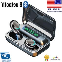 Luxury Air Wireless Headphones Bluetooth EarBuds Pods Compat