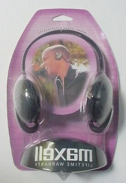 Maxell 190316 Stereo Neck Bands