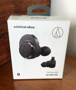New Audio-Technica ATH-CKR7TW Wireless Black In-Earbuds **FA