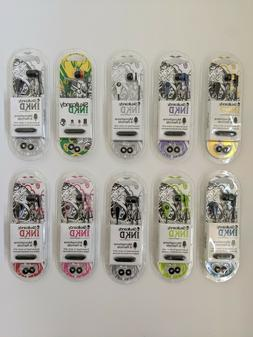 NEW INK'D 2 Skullcandy Supreme Sound INKD In-Ear Wired Headp