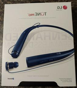 NEW SEALED LG Tone PRO HBS-780 Stereo Bluetooth Headphone -