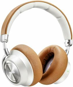 Noise Cancelling Headphones,  Bluetooth Headphones with Micr