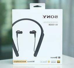 Sony Premium Noise Cancelling Wireless Behind-Neck in Ear He
