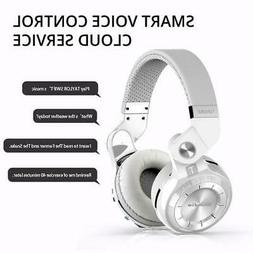 Original Bluedio T2S bluetooth headphones with microphone