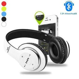 P47 On Ear Wireless Bluetooth Headset 5.0 Headphones Dynamic