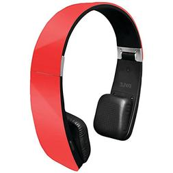 Pyle Sound 6 PHBT6R Bluetooth 2-In-1 Wireless Stereo Headpho