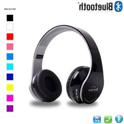 Stereo Hi-Fi Wireless V4.1 Bluetooth Headphones for Cell Pho