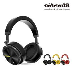 Bluedio T5 Bluetooth 4.2 Headphone Active Nosing Cancelling