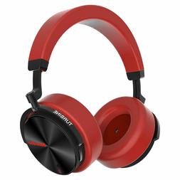 Bluedio T5S Bluetooth V4.2 Headphones Wireless Noise Cancell